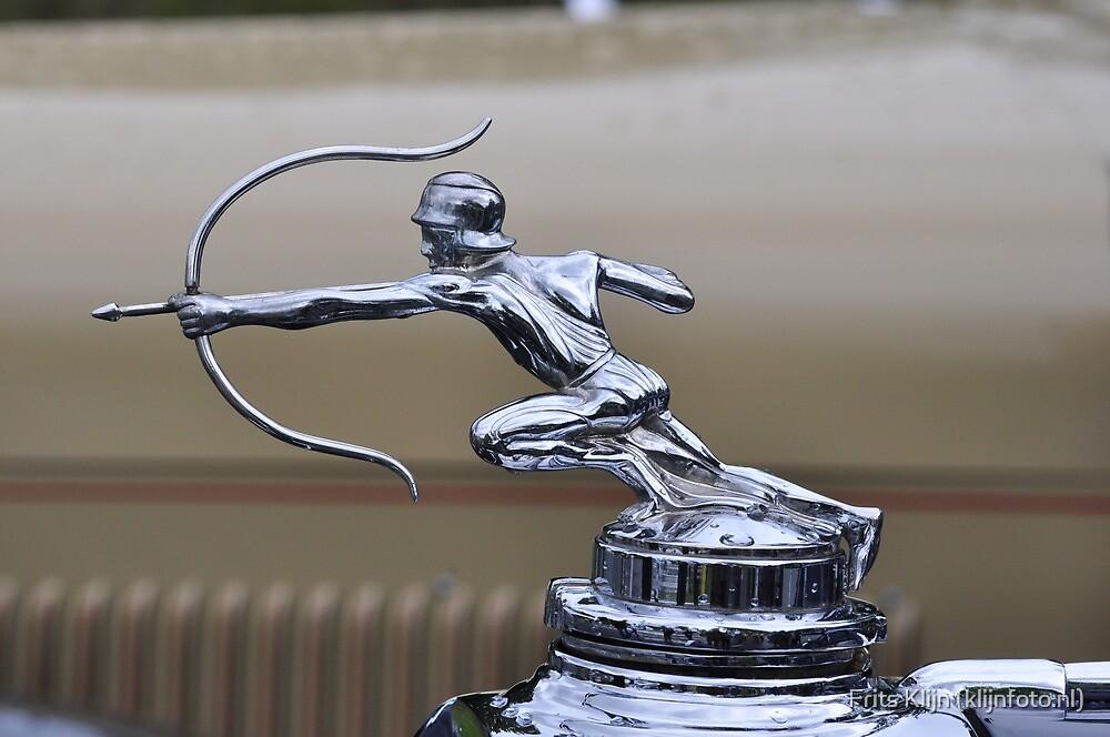 Pierce Arrow Straight Eight Sedan hood ornament 2 (1929) by Frits Klijn (klijnfoto.nl)