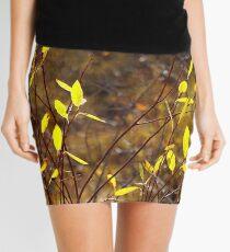 Natural Highlights Mini Skirt
