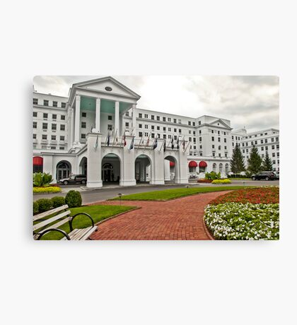 The Greenbrier Canvas Print