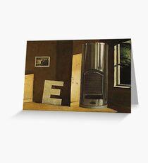 edwards retreat Greeting Card
