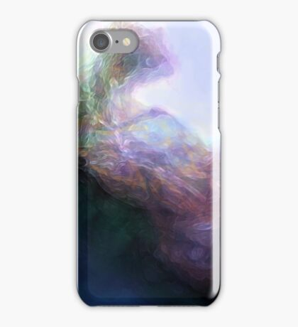 The Last Wave iPhone Case/Skin
