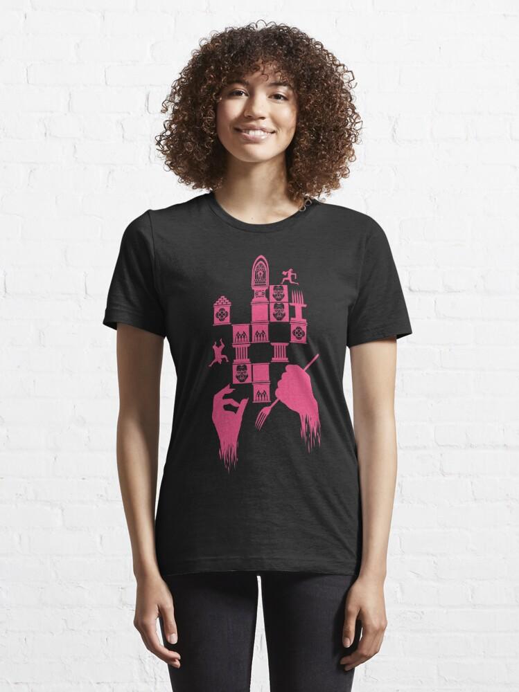 Alternate view of Underground cemetary Essential T-Shirt