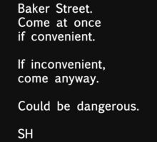 Sherlock Messages - 7