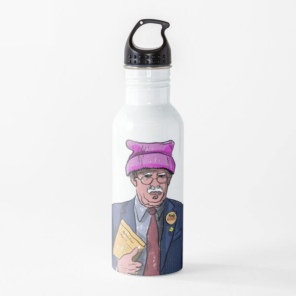 Evil Mutant Death Walrus Water Bottle Water Bottle