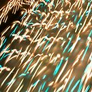 Carnival Lights by Glennis  Siverson