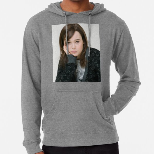 Ellen Page are you kidding me? Lightweight Hoodie