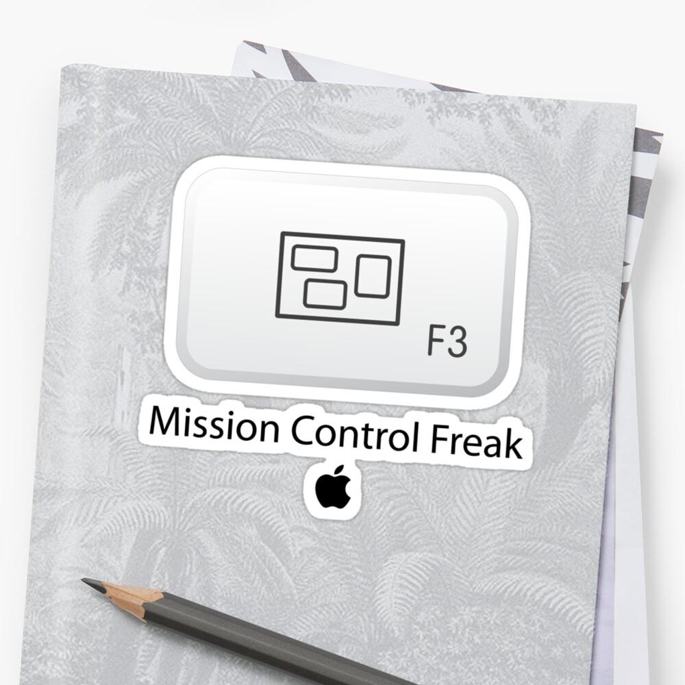Mission Control Freak by deadlyfingers