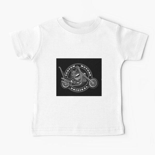 custom motors T-shirt bébé