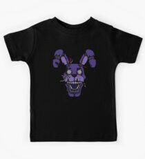 Five Nights at Freddy's - FNAF 4 - Nightmare Bonnie Kids Tee