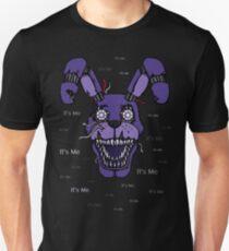 Five Nights at Freddy's - FNAF 4 - Nightmare Bonnie - It's Me Unisex T-Shirt