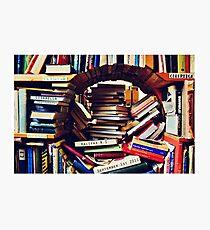 Reading Zone Photographic Print