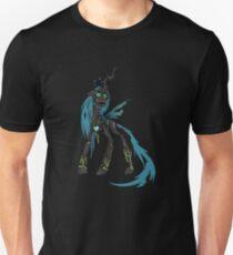 My Little Pony - MLP - FNAF - Queen Chrysalis Animatronic Unisex T-Shirt