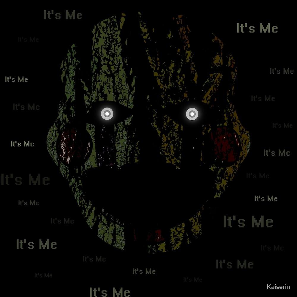 five nights at freddy u0027s fnaf 3 phantom puppet it u0027s me