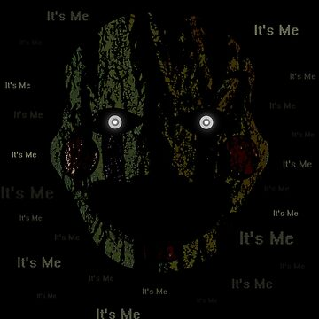 Five Nights at Freddy's - FNAF 3 - Phantom Puppet - It's Me by Kaiserin