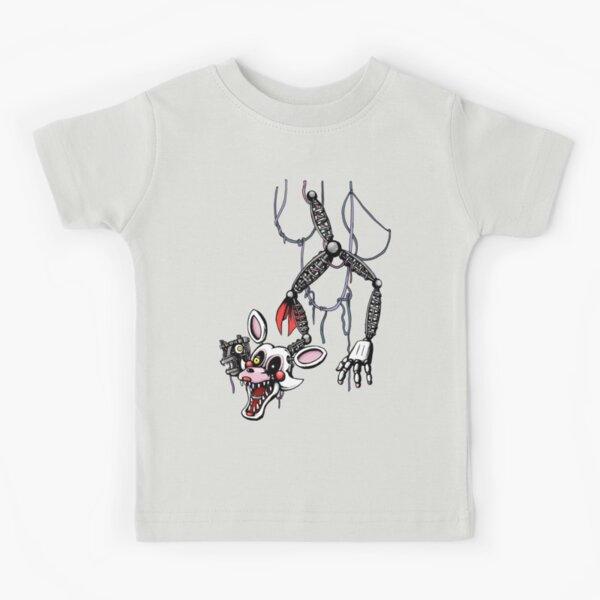 Cinco noches en Freddy's - FNAF 2 - Mangle en el techo Camiseta para niños
