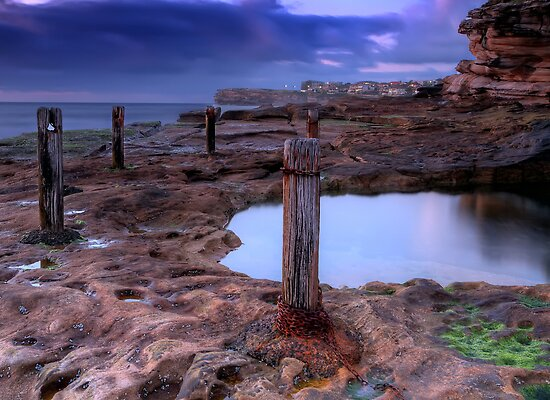 Broken and Rusty by Mark  Lucey