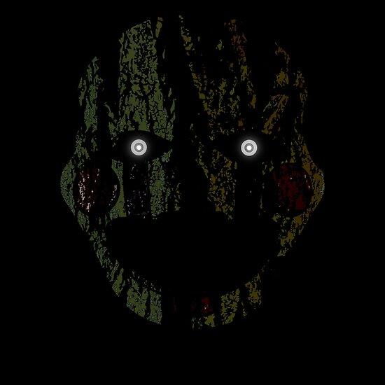 P Sters Cinco Noches En Freddy 39 S Fnaf 3 Marioneta