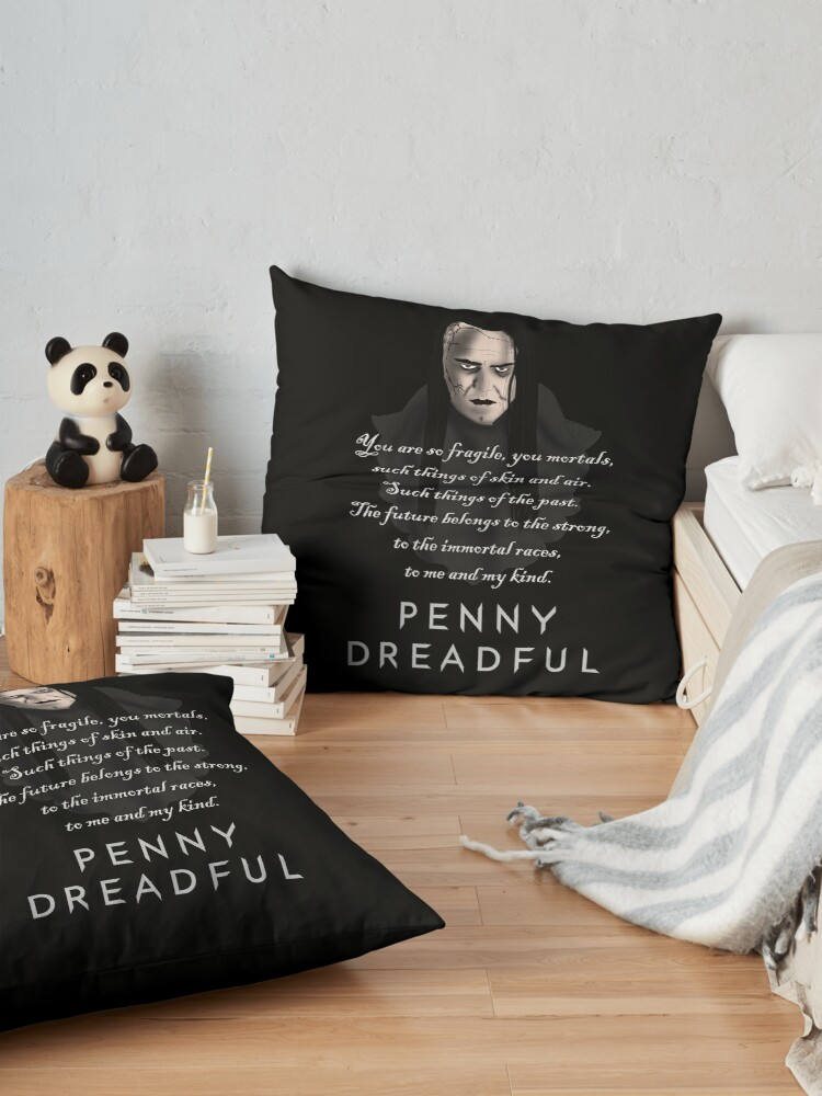 Alternate view of Penny Dreadful: John Claire  Floor Pillow
