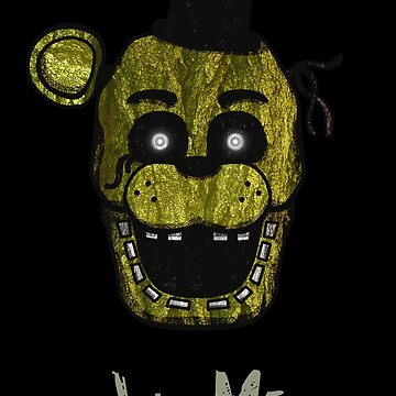 Five Nights at Freddy's - FNAF 3 - Phantom Freddy - It's Me by Kaiserin