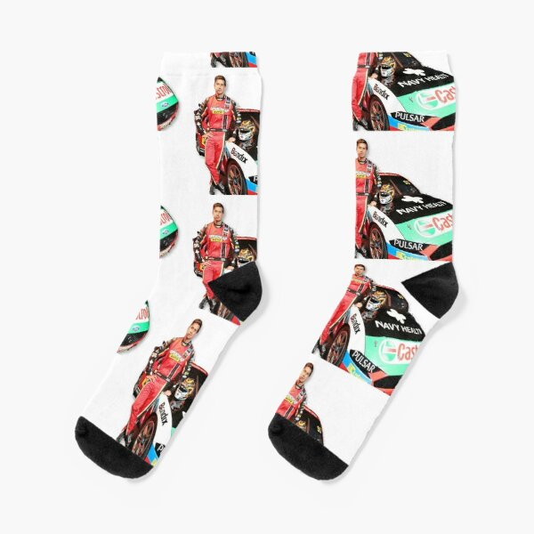 Chaz Mostert - Ford Mustang 2019 Socks
