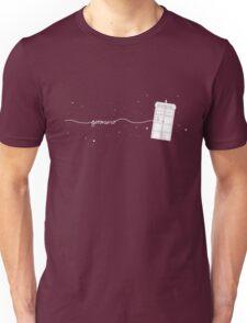 Geronimo to the TARDIS Unisex T-Shirt