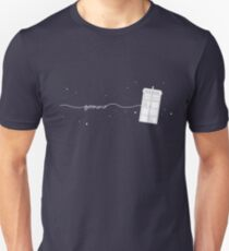 Geronimo to the TARDIS T-Shirt