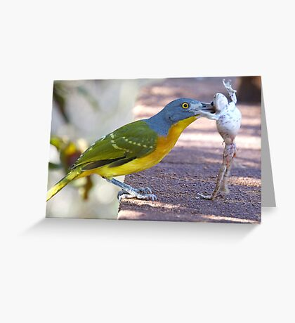 I Said Dance ! Greeting Card