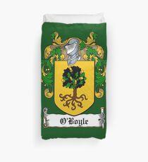 O'Boyle (Donegal)  Duvet Cover