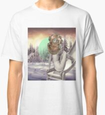 Beautiful winter spirit Classic T-Shirt