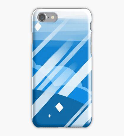 Steven Universe BLUE Background iPhone Case/Skin