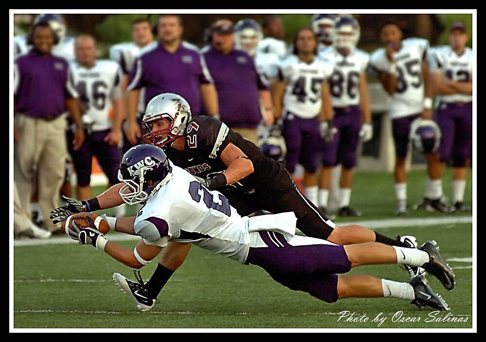 Uindy vs Kentucky Wesleyan Sep 1 2011 #10 by Oscar Salinas