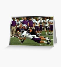 Uindy vs Kentucky Wesleyan Sep 1 2011 #10 Greeting Card