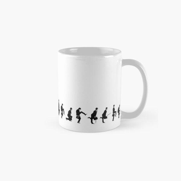 Ministry Of Silly Walks Monty Python Mug Classic Mug