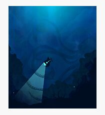 Deep Sea Exploration Photographic Print