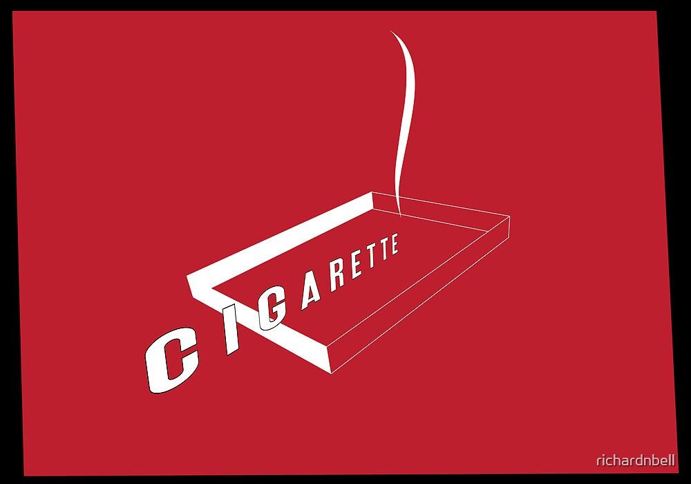 ashtray by richardnbell