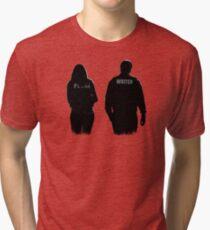 A Writer & His Muse Tri-blend T-Shirt