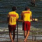 Lifeguard by Karen  Betts