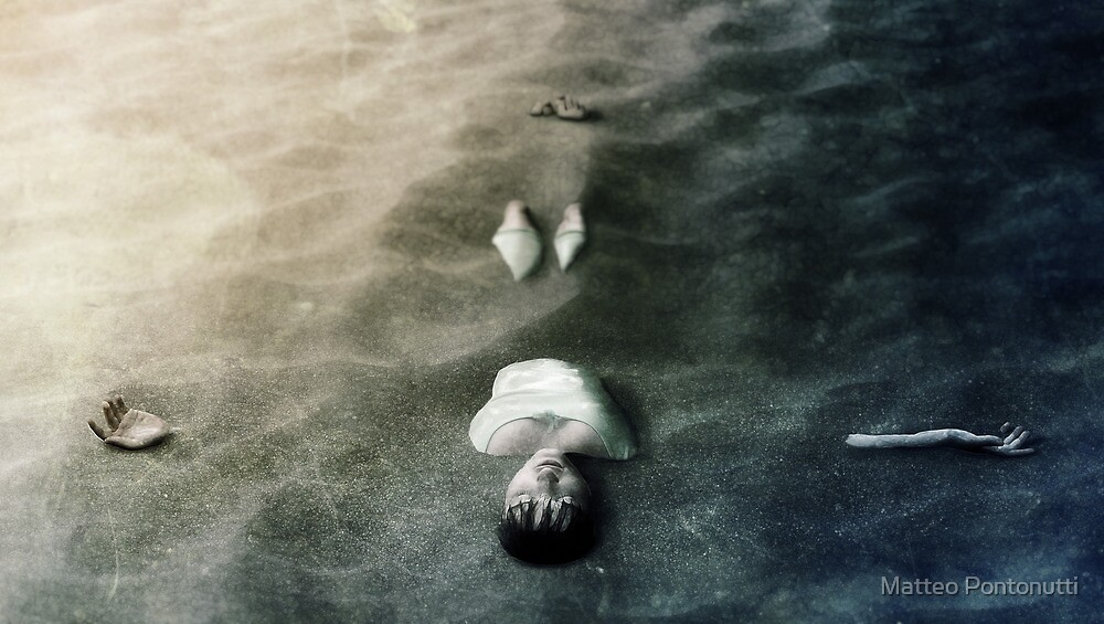 Peaceful, The World Lays Me Down by Matteo Pontonutti