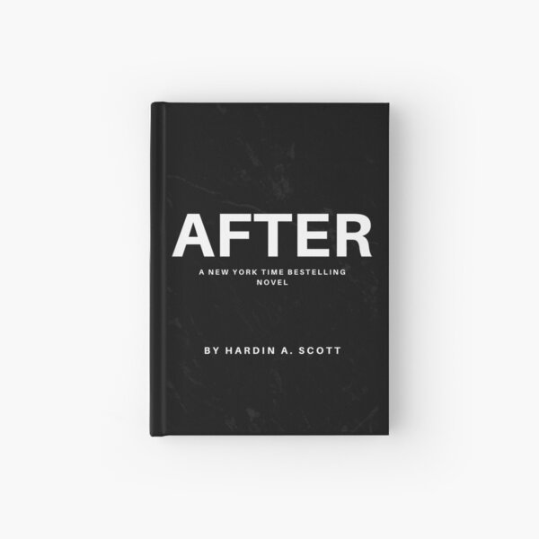 After par Hardin Scott  Carnet cartonné