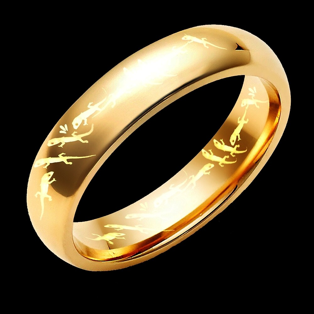 Reptile Ring to Rule Them All by mokacat