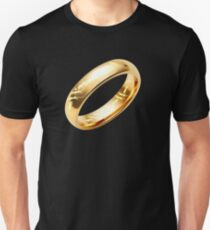 Reptile Ring to Rule Them All Unisex T-Shirt