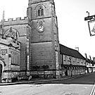 Chapel Lane by karenkirkham