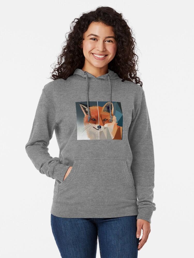 Fox Womens Too High Pullover Hooded Sweatshirt