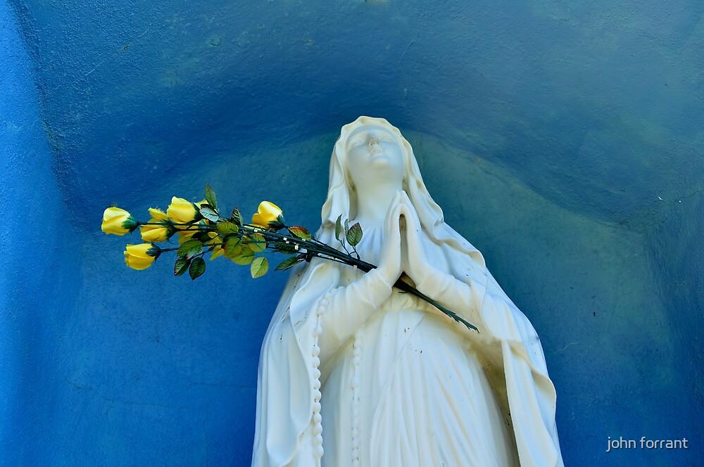 Hail Mary by john forrant