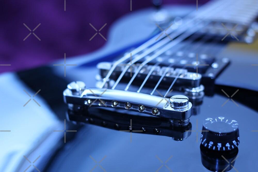 Son's Guitar by TeAnne