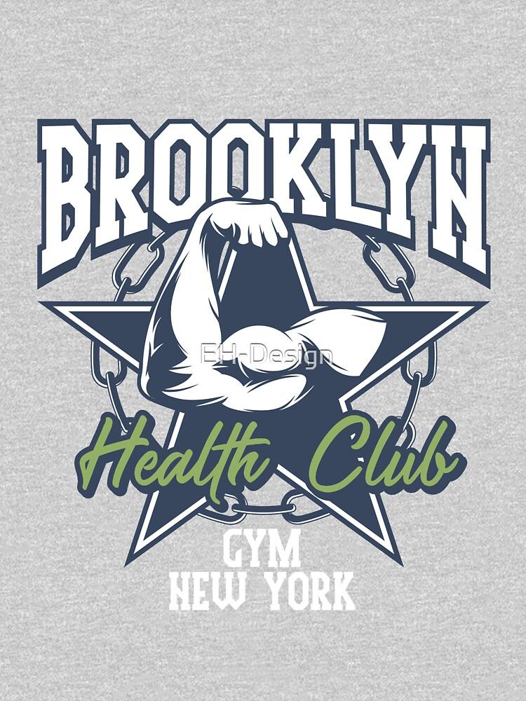 Brooklyn Health Club von EH-Design