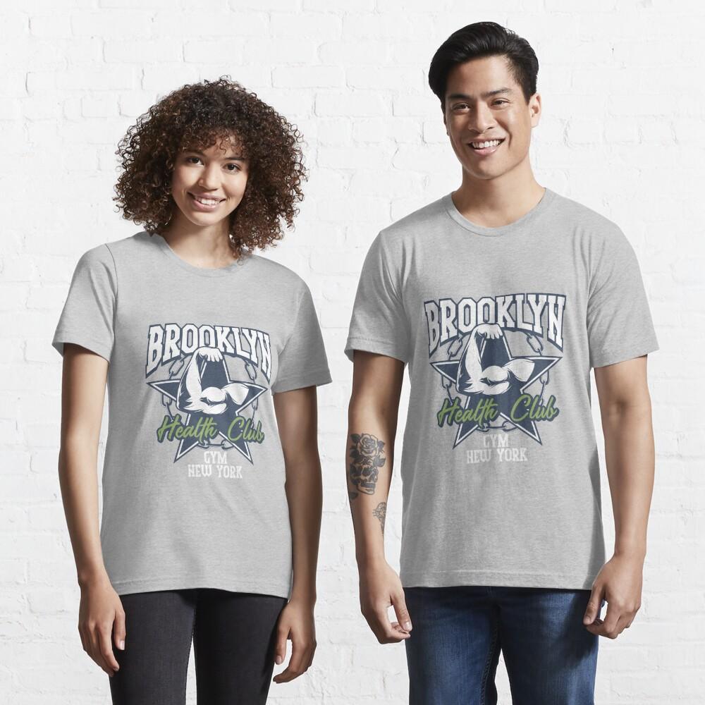 Brooklyn Health Club Essential T-Shirt
