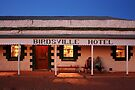 Birdsville Hotel, Queensland by buildings