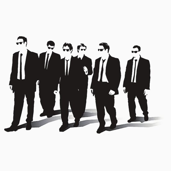 TShirtGifter presents: reservoir dogs