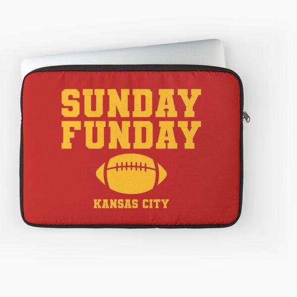 Sunday Funday Kansas City Laptop Sleeve
